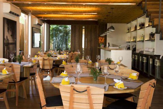 16.06.14 Restaurante Quintal da Letras, Paraty Foto: Selmy Yassuda